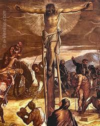 La Crucifixion dechirure