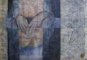 Le langage des mains, par Anne-Sophie Reineke l-attente-300x207