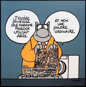 Madame-Pollock-acrylique-sur-toile-100x100-2011